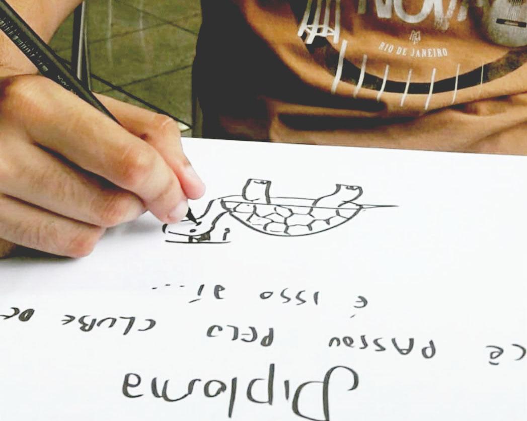 "Clube deLeitura de HQs discute ""Autocracia"" no Último Encontro"