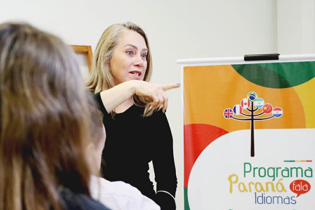 Paraná Fala Inglês abre teste de nivelamento