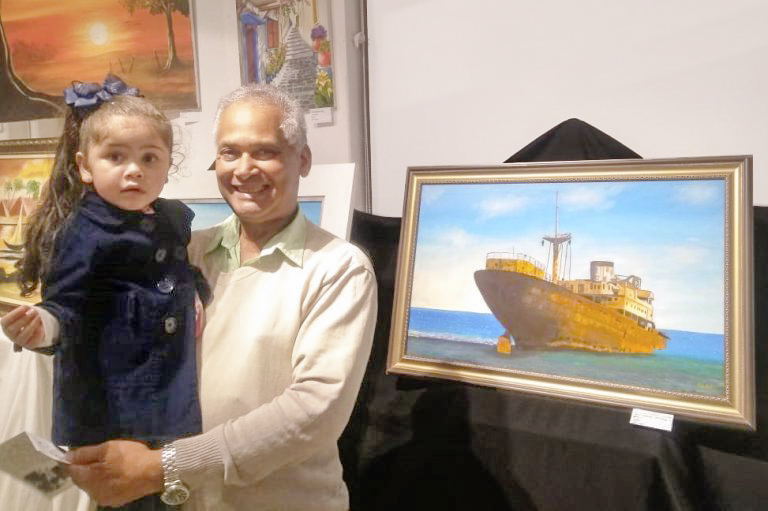 Dia do Servidor:  um artista chamado Aparecido Benedito Paulino