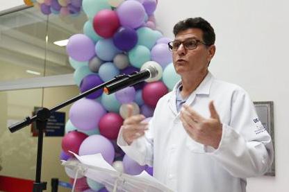 Nota de falecimento do médico Marcos Nader Amari