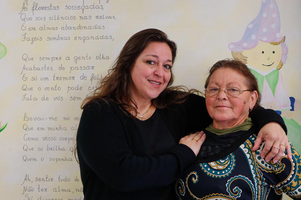 Caic-UEPG: Um laço entre mãe, filha e netos